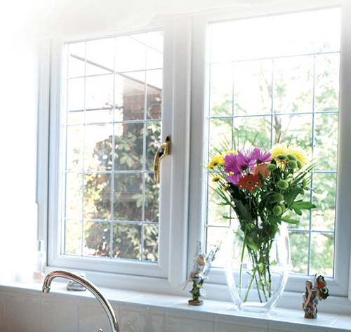 A gorgeous set of windows fitted by us.