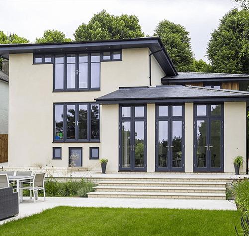 Composite Aluminium Wood Windows