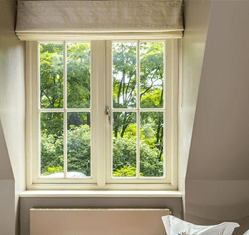 Flush Casement Wood Windows